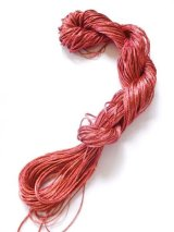シルク糸(精錬):枷|80メートル(撚り480メートル):17