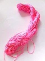 シルク糸(精錬):枷|80メートル(撚り480メートル):19