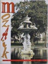 Mozaik:美術雑誌・廃刊
