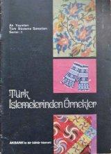 TURK ISLEMELERINDEN  ORNEKLER|トルコ刺繍の作品例