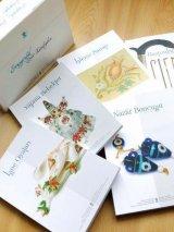 トルコ伝統工芸カタログ5冊セット★イーネオヤ|人形|刺繍|ナザルボンジュウ|杖