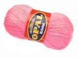 ボディタオル[リフ・エコたわし]製作毛糸・ピンク