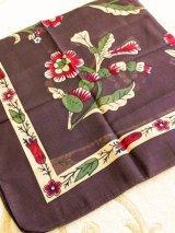 ムドゥルヌのスカーフ*オヤなし・ダークブラウン