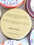 画像18: 新デザイン入荷★トルコ製:天然アロマキャンドル★可愛いオリエンタル缶入り:6デザイン