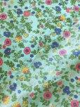 画像3: トルコのお洒落な布・花柄・シングルガーゼ@3M
