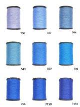 MUZ撚り済み:人工シルク糸|3本撚り糸|13