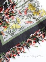 カッパドキア:アンティークオヤスカーフ|トゥーオヤ|グラデ糸・素敵なヤズマ