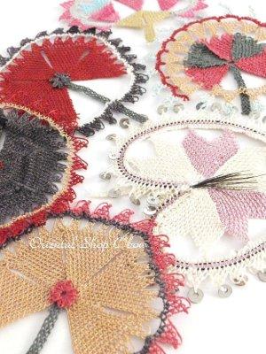画像1: シルク糸・草木染|エフェオヤパーツ