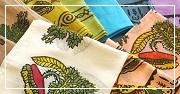 オリジナルのオヤスカーフを・・♪