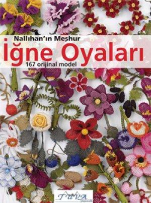 画像1: Nallihanin Meshur Igne Oyalari ・ナルルハン・イーネオヤモチーフ本・アクセサリー偏