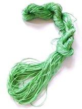 シルク糸(精錬):枷|80メートル(撚り480メートル):37