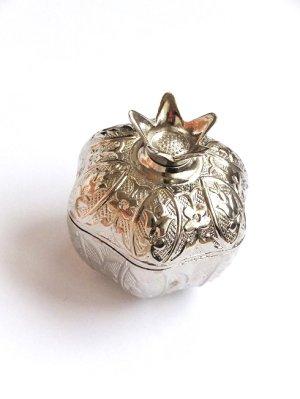 画像5: ザクロの銅製小物入れ★オリエンタルデザイン 大6cm