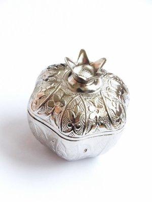 画像1: ザクロの銅製小物入れ★オリエンタルデザイン 大6cm