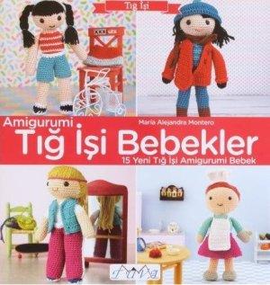画像1: Tig Isi Bebekler|トルコ的あみぐるみ