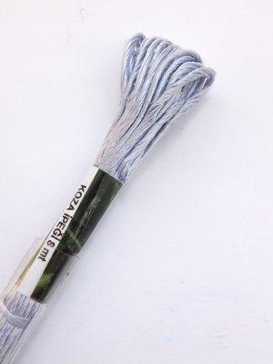 画像1: シルク糸(精錬)|8メートル|20