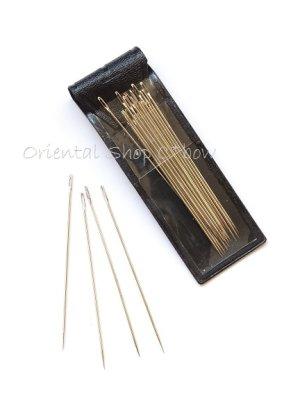 画像2: チェコスロバキア製・イーネオヤ針・刺繍針・20本
