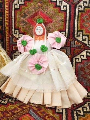 画像1: カッパドキア|ソアンル手作り人形|ゲリン(花嫁)|3