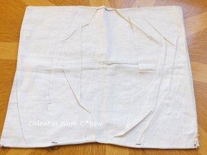 画像5: チェブレ 花嫁持参品・手刺繍ハンカチ 15