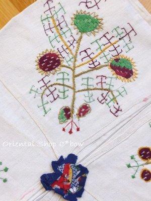 画像2: チェブレ 花嫁持参品・手刺繍ハンカチ 15