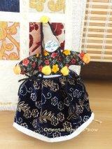 カッパドキア|ソアンル手作り人形|ラメ服