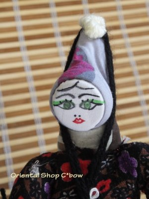 画像3: カッパドキア|ソアンル手作り人形|糸巻き