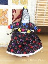 カッパドキア|ソアンル手作り人形|赤花柄