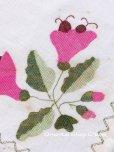 画像2: チェブレ|花嫁持参品・手刺繍ハンカチ|28 (2)