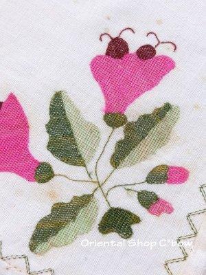 画像2: チェブレ|花嫁持参品・手刺繍ハンカチ|28