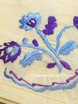 画像2: チェブレ|花嫁持参品・手刺繍ハンカチ|57 (2)