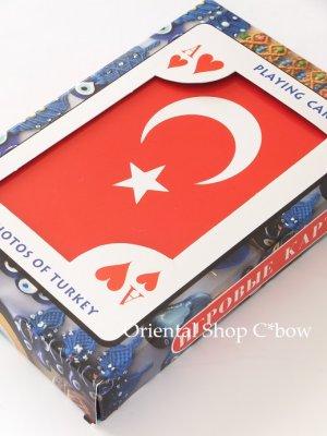 画像3: 52フォト☆メガサイズ・トルコ風景トランプ