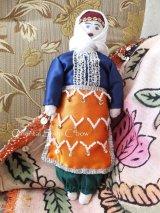 トカット|人形:ミニサイズ|オレンジ・1