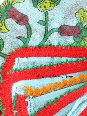 画像2: バルックケシル:アンティークオヤスカーフ|毛糸オヤ?|ヤズマが素敵