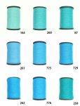 画像2: MUZ撚り済み:人工シルク糸|3本撚り糸|15 (2)