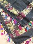 画像4: ケレス|木版アンティークオヤスカーフ(キャートヤズマ)・シルク糸