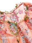 画像4: オヤのお洋服☆ポンチョ風ブラウス|さくらんぼ|コーラルピンク