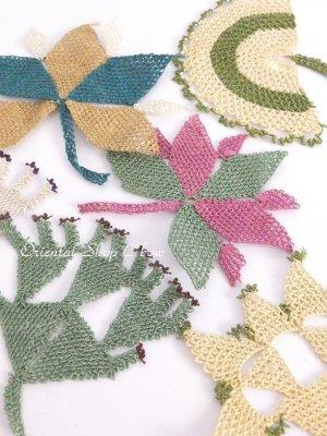 画像1: シルク糸 エフェオヤパーツ