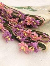 キュタフヤ・タウシャンル:木版|アンティークイーネオヤスカーフ|シルク糸|時計草