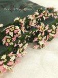 画像3: キュタフヤ・タウシャンル:木版|アンティークイーネオヤスカーフ|シルク糸|時計草 (3)