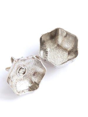 画像3: ザクロの銅製小物入れ★オリエンタルデザイン|小5cm