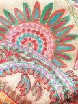 画像7: ★手織り|極上カシミア|シルク糸手刺繍・カシミアストール|ベージュ