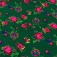 画像8: トルコ布 ブラッシュド・コットン ユーカリの花 全4カラー 45cm