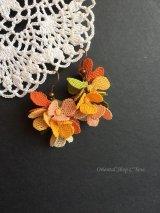 シルクイーネオヤピアス:フェスティバル|暖色系