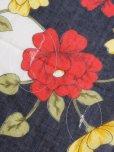 画像7: バルッケシル:大判フィルケテオヤ・トゥーオヤスカーフ|ブラック×赤黄