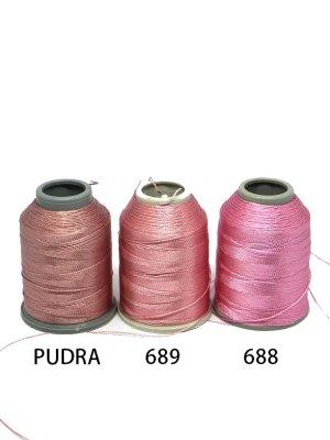 画像2: Leylak|6本撚り中糸|PUDRA