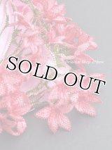 オデミシュ:イーネオヤスカーフ|大きなお花|ピンク