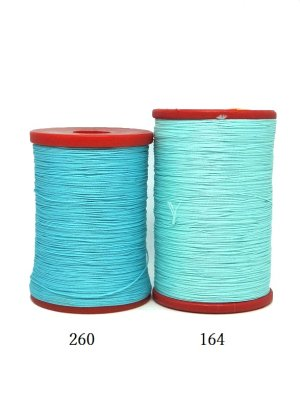 画像2: MUZ撚り済み:OYALI人工シルク糸|4本撚り糸|260