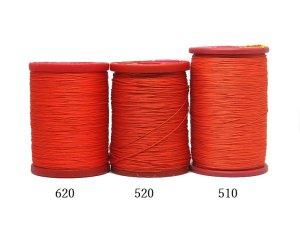 画像2: MUZ撚り済み:OYALI人工シルク糸|4本撚り糸|510
