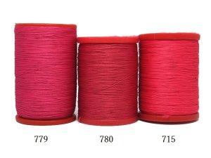 画像2: MUZ撚り済み:OYALI人工シルク糸|4本撚り糸|715