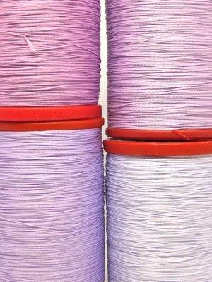 画像3: MUZ撚り済み:OYALI人工シルク糸|4本撚り糸|530