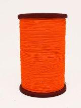 MUZ撚り済み:OYALI人工シルク糸|4本撚り糸|7002|蛍光